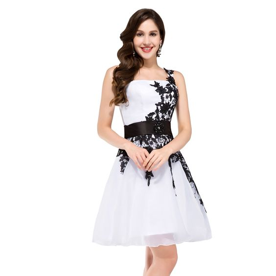 Grace Karin One Shoulder Appliques Cocktail Party Dress Short White Lace Cocktail Dresses Robe De Cocktail 2016-in Cocktail Dresses from Weddings & Events on Aliexpress.com | Alibaba Group