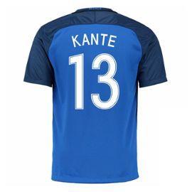 2016-17 France Home Shirt (Kante 13) - Kids