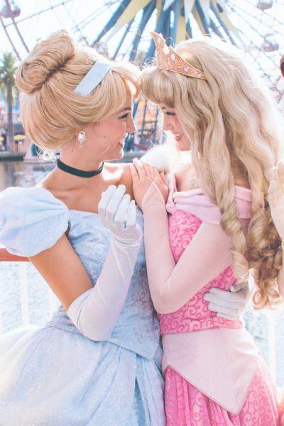 女の子は何歳になっても姫な気分♡とびきり可愛い姫ネイル。