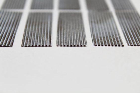 Oo Model Railway Corrugated Metal Panels 40 By 15mm 10ft Sheet Aluminium Bulk Pack Quantities Corrugated Metal Metal Panels Metal