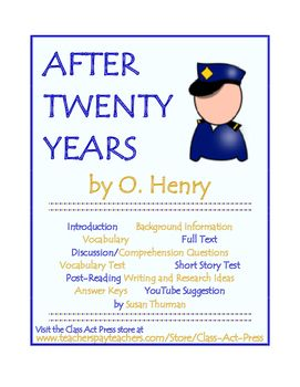 o henry ending essay Essay – the last leaf the last leaf is a short story of the author o' henry o' henry is an american short story writer, he lived from 1862 and died in 1910 and.