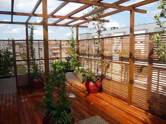Terrasses et Balcons : Balcon, Veranda & Terrasse modernes par Scènes d'extérieur
