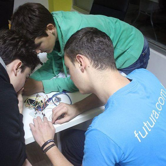 Something we loved from Instagram! [RADIONICE ROBOTIKE 2015-2016] 1. radionica grupa Decepticons  Informatički klub Futura održao je prvu radionicu za drugu grupu robotičara u novom besplatnom ciklusu radionica robotike.  Radionice robotike će se nastaviti održavati u dvije grupe utorkom u terminu od 16:30 do 19:00 na 2. katu DURA Razvojna agencija Grada Dubrovnika Branitelja Dubrovnika 15.  http://bit.ly/1MTDxd4  #futura #radionice #workshops #unidu #robotika #robocup #roboalka #roborescue…