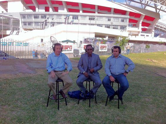 Cobertura Copa CentroAmericana