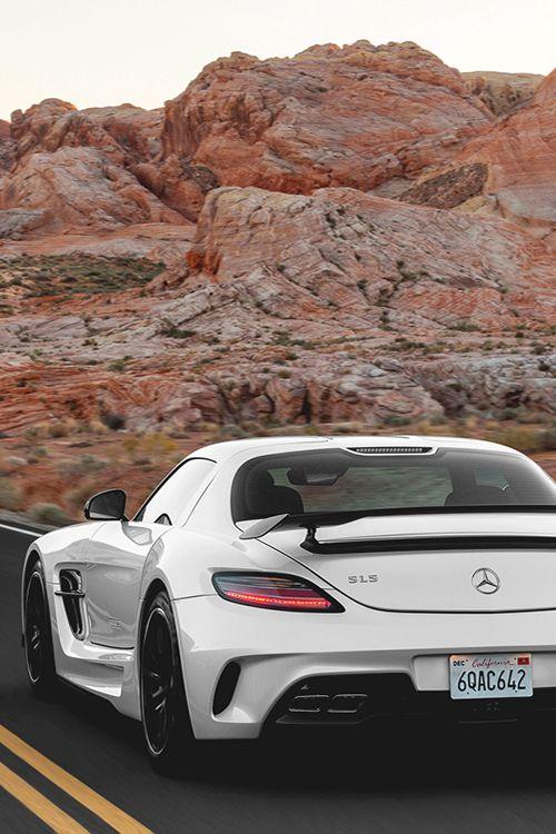 //Mercedes //SLS //AMG //Black Series