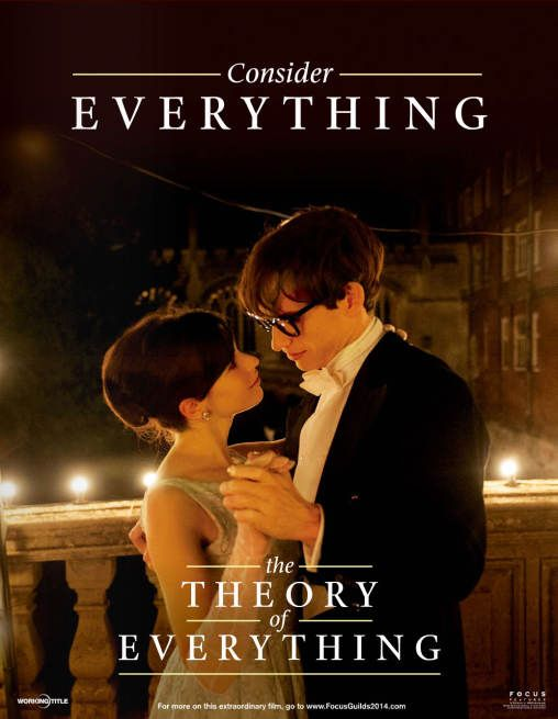 The Theory Of Everything Poster 2 Emotional Movies Good Movies Movies