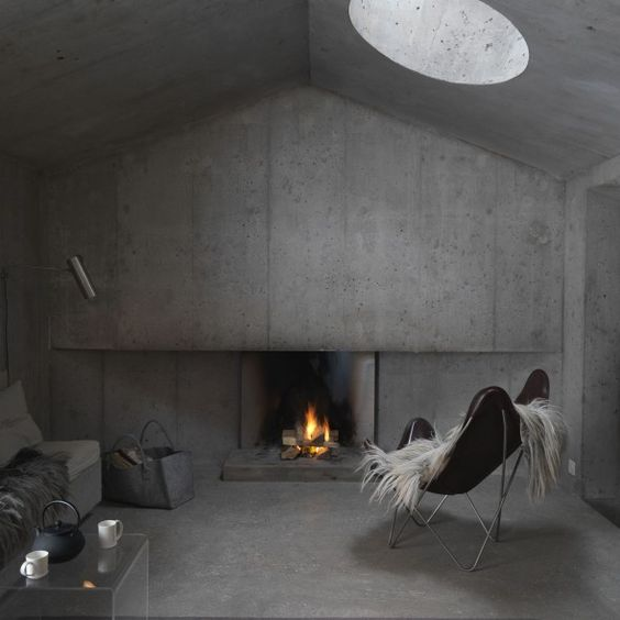 Building : Refugi dil fieu, Category : Interiors, Place and Country : Flims - Switzerland, Photographer : Mads Mogensen, Architect : AAM Architektin, Author: mads mogensen