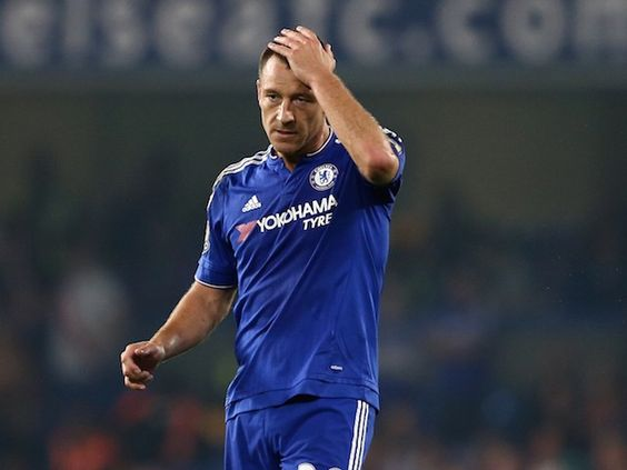John Terry confirms he will miss Chelsea's Champions League clash against PSG
