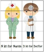 Doctor-Preschool-Pack