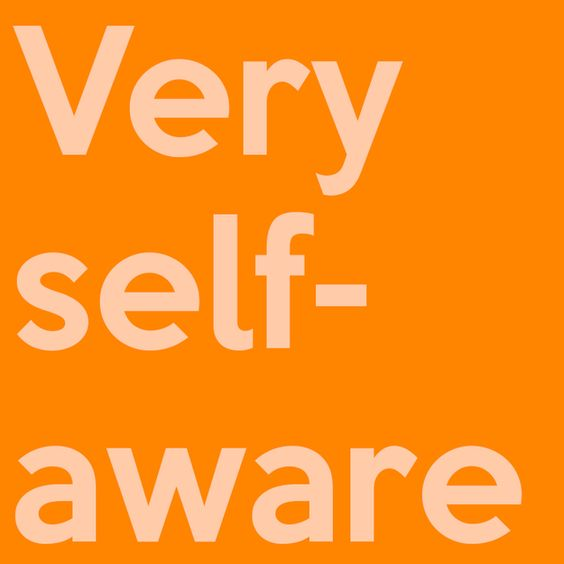 I got You're very self-aware! These Two Tests Will Reveal A Positive And Negative Truth About You