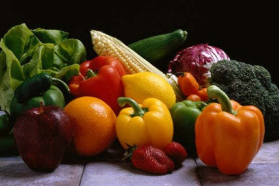 Low Glycemic Load Fruits and Vegetables
