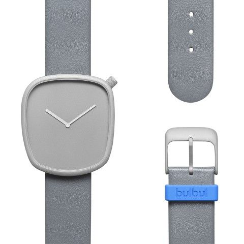 'BulBul - Pebble 04 - grey titanium 1'