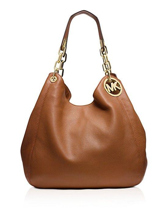 MICHAEL Michael Kors Large Fulton Shoulder Bag   ? Handbags ? Jewelry ?    Pinterest   Fulton, Shoulder bags and Michael kors