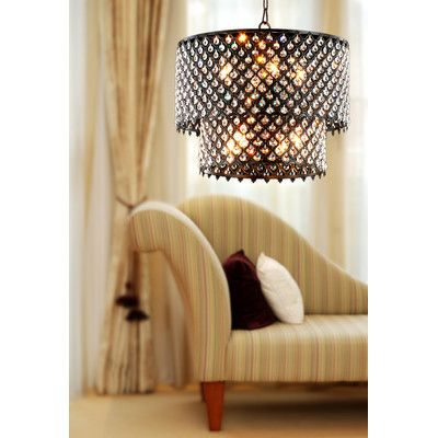 wellyer mercury 8 light drum chandelier reviews wayfair chandeliers pendants wayfair drum lighting