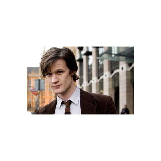 Doctor Who (Matt Smith) One Shot ❤ liked on Polyvore