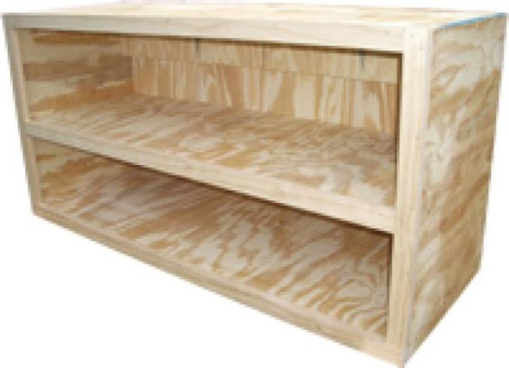 How to Build Cabinets and Doors for Your Kitchen, Bath, or Utility Room: Basic Cabinet Building