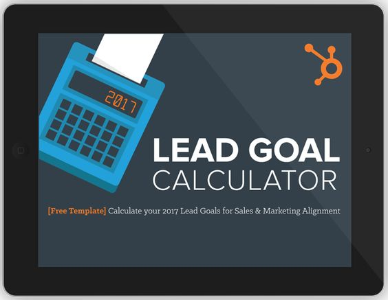 Lead Goal Calculator  Job Aids    Budget Calculator