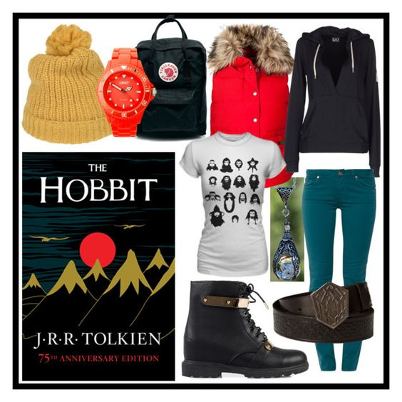 """""""The Hobbit"""" by brandileahbailey ❤ liked on Polyvore"""