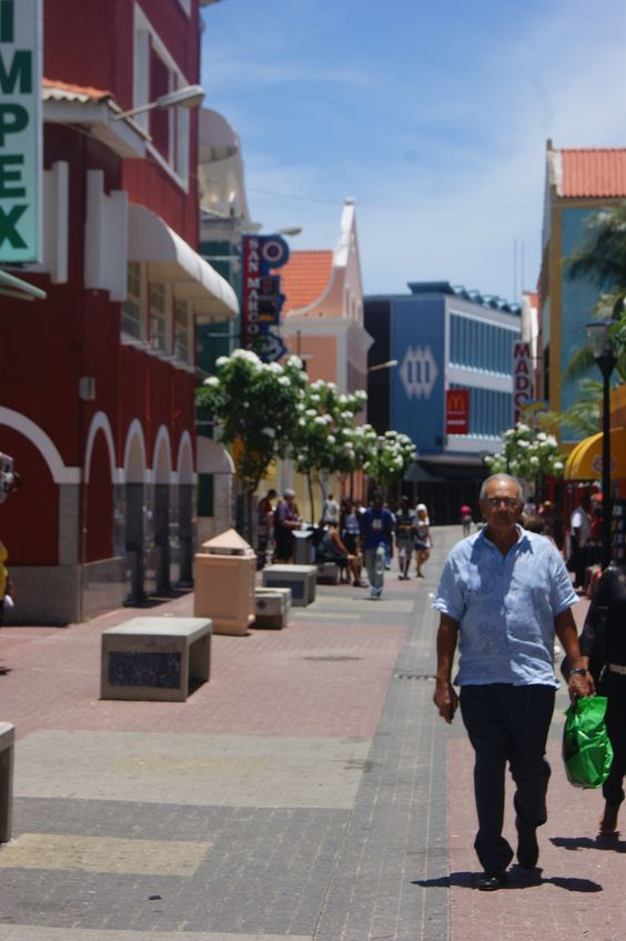streets, local, vacation curacao