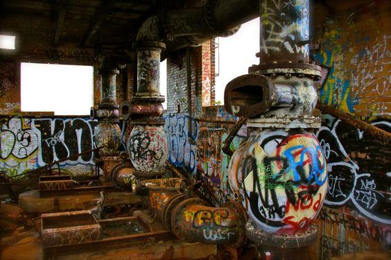 Abandoned Art