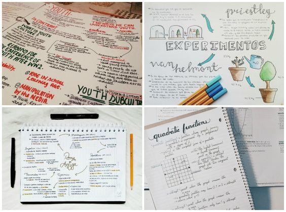 Lernzettel Guide! oder: Die beste Lernmethode