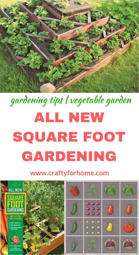 5 Best Gardening Books Gardening Books Square Foot Gardening