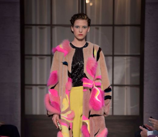SCHIAPARELLI FW15/16 – Haute Couture Fashion Week Paris