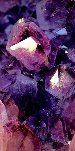 Amethyst is the birthstone for February.