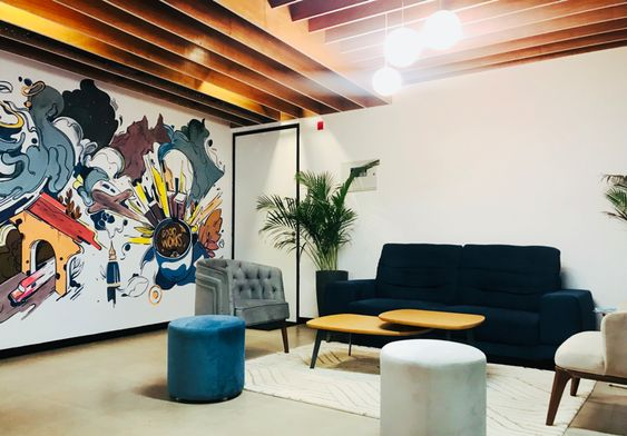 Coworking Space In Indiranagar Coworking Office Space Office