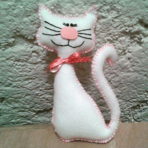Una gatita linda!!!