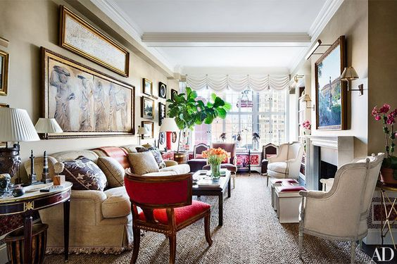 Amazing Before and After New York City Home Renovation: Glamour.com