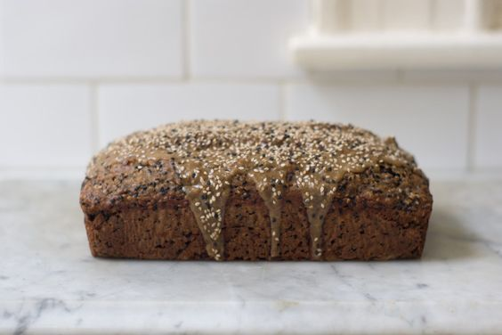 Sesame Banana Bread (Credit: Heidi Swanson, 101 Cookbooks)