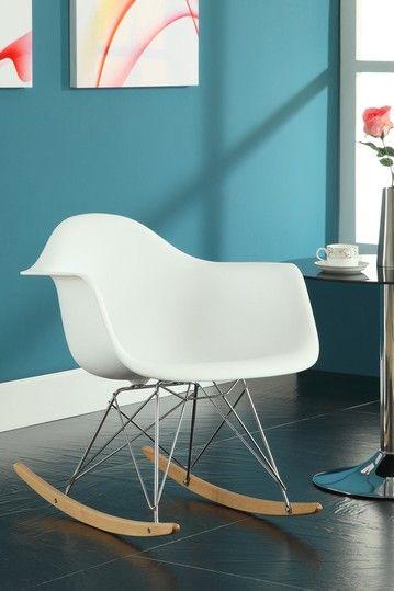 molded rocking rar rocking white rocking chairs plastic rocking molded ...