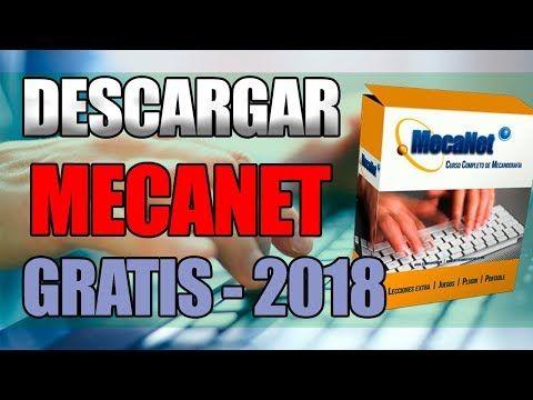 Descargar Mecanet Gratis 2018 Curso De Mecanografía Completo Youtube Cursillo Aprender A Escribir Tutoriales