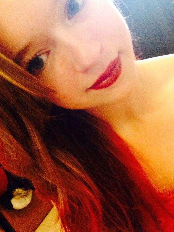 Red lipstickkkk