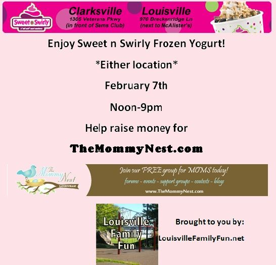No need to print anything! Just go on Feb 7th to either location and it goes toward TheMommyNest.com fundraising!