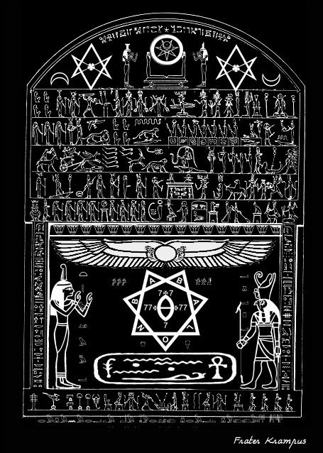Occult, Evil art and Red candles on Pinterest