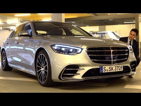 2021 Mercedes S Class Amg New Full Drive Review S580 4matic Interior Exterior Infotainment Youtube In 2021 Mercedes S Class S Class Amg Mercedes S Class Amg