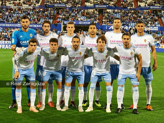 17.10.2018 – Copa del Rey 2018-19 3ª ronda PARTIDO OFICIAL Nº 3392 Real Zaragoza SAD REAL ZARAGOZA 0-1 CADIZ