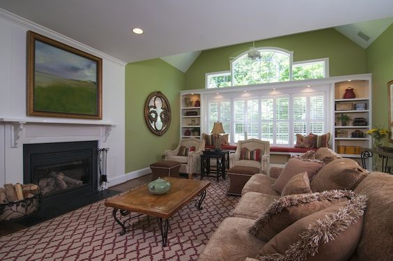 Sherwin Williams Leapfrog Paint Colors Pinterest