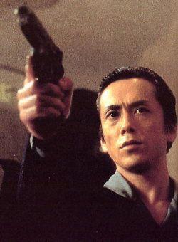 寺島進の拳銃