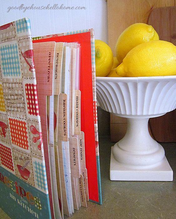 Adiós, Casa. Hola, Home! Blog: Organizador Bloggers Kitchen Información :: Mi Cocina Zona Hornear