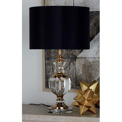 Mercer41 Plympt 24 Table Lamp Wayfair In 2020 Table Lamp Gold Lamp Shades Lamp