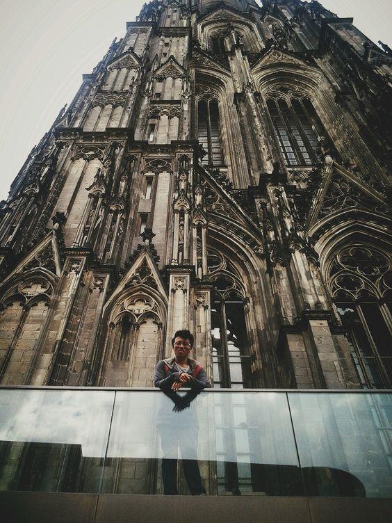 Gruss aus Cologne! #nrw