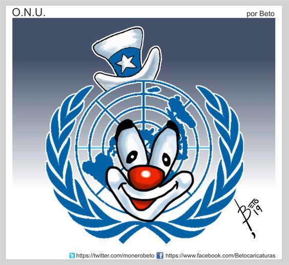 El de hoy #ONU #EEUU #Paz #Títere