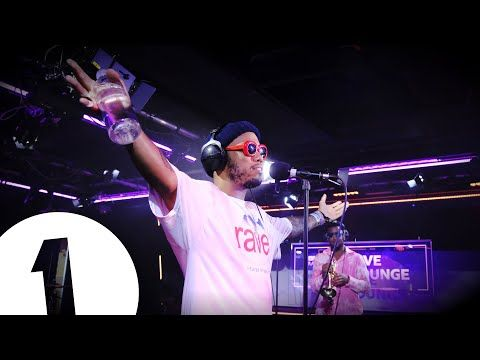 Anderson Paak Old Town Road In The Live Lounge Youtube Old Town Bbc Radio Bbc Radio 1