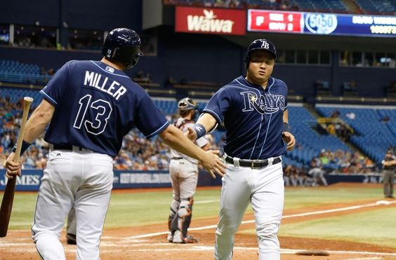 Tampa Bay Rays Call-up Five, Part Ways with Conger
