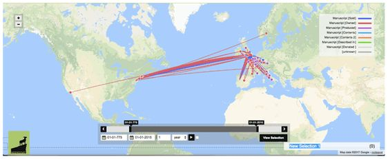 """Mapping Manuscript"" Migrations - Buscar con Google"