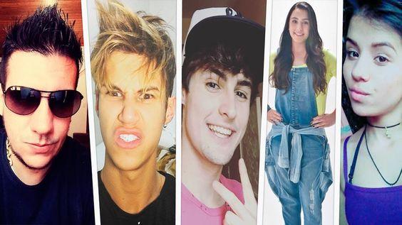 REAÇÃO AO VER O PRIMEIRO VÍDEO DOS YOUTUBERS!