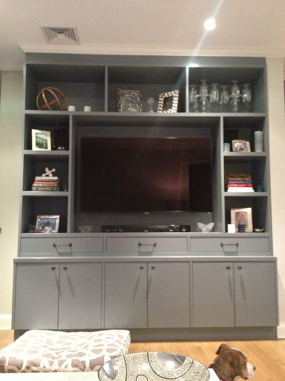 Soho Duplex Custom Media Storage Unit - Pinterest €� The World's Catalog Of Ideas